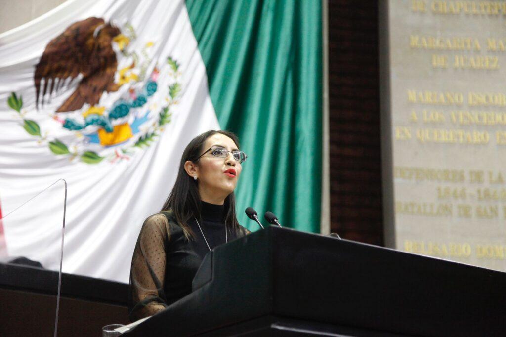 Impulsa Morena reforma para desaparecer 100 diputaciones federales, 219 locales y 32 senadurías Foto: @LauraImelPerezS