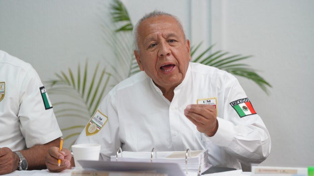 Senado citará al Comisionado del INM, Francisco Garduño Foto: @fgymexico