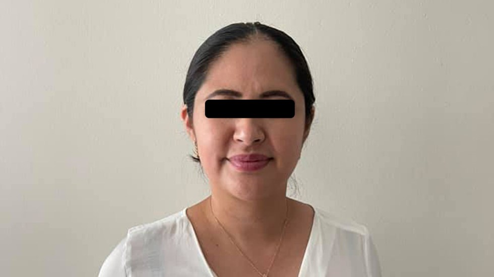 Diputada de Morena, Sandra Nelly recibe prisión preventiva