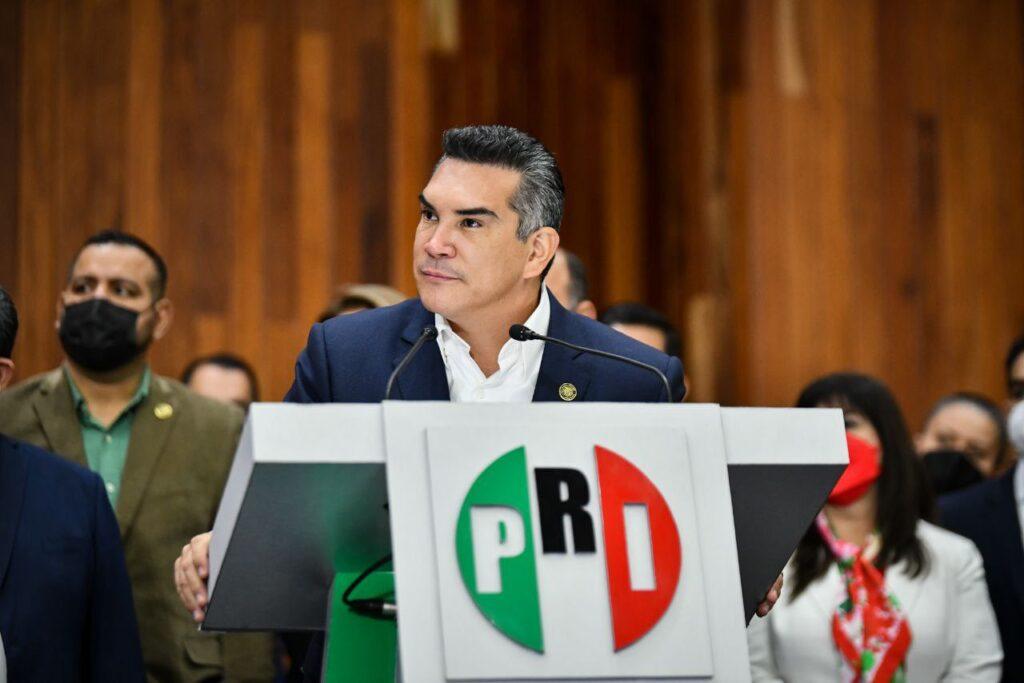 Alejandro Moreno presidirá la Comisión de Gobernación en San Lázaro Foto: @alitomorenoc