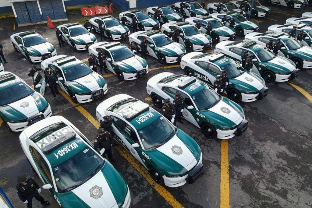 2 mil 33 efectivos de la SSC vigilarán celebraciones del Grito de Independencia de México 2021 Foto: @Claudiashein