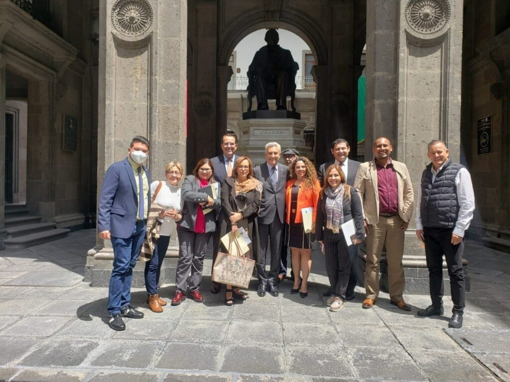 Avala Senado iniciativa sobre Civismo Fiscal Foto: @MorenaSenadores