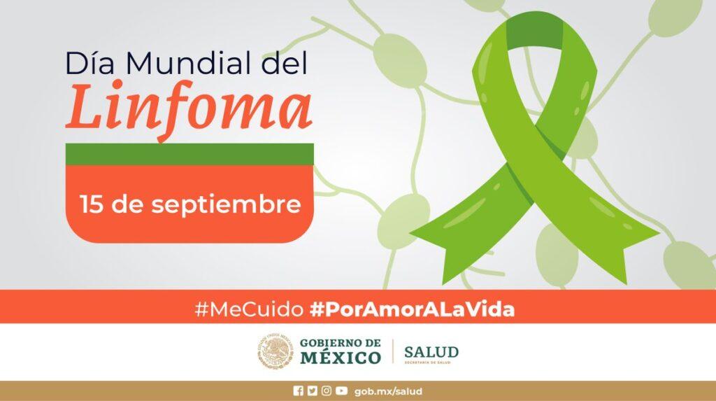 El 98% de los casos de linfoma son curables, afirma Secretaría de Salud Foto: @SSalud_mx