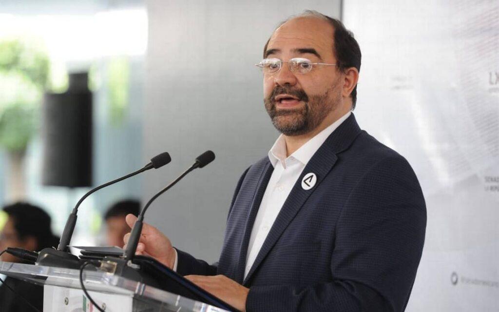 Urge Emilio Álvarez Icaza a un jefe de Estado, no de campaña