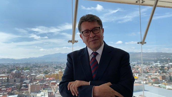 Reitera Ricardo Monreal que, de ganar la presidencia, profundizará el legado de AMLO