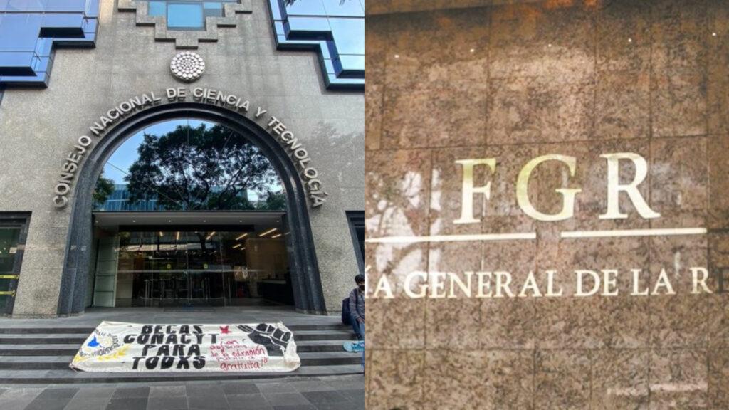 FGR se aferra a obtener órdenes de aprehensión contra científicos y funcionarios de CONACYT