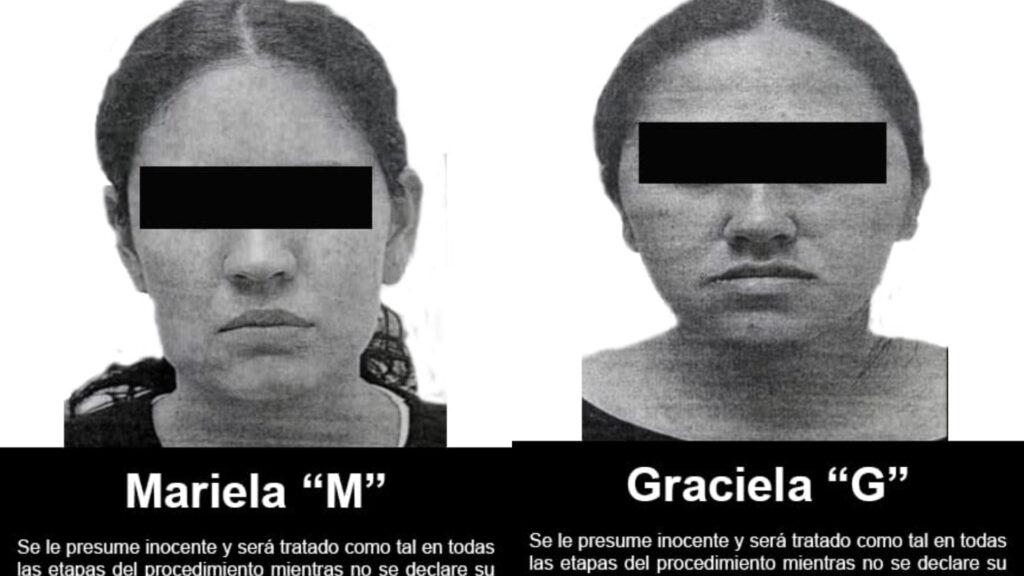 Juez federal vinculó a proceso a dos mujeres por delitos contra la salud