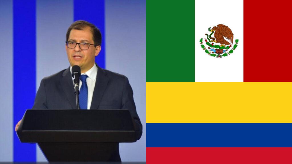 Fiscalías de Colombia y México acuerdan estrategias conjuntas para combatir delitos transnacionales en la región