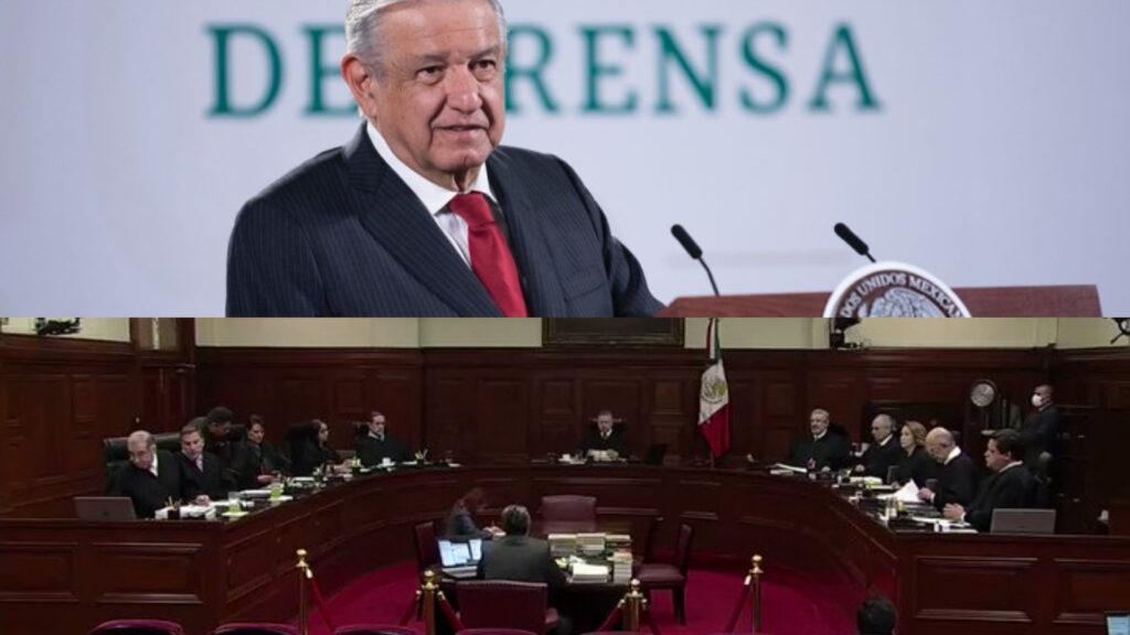AMLO critica a SCJN por autorizar devolución millonaria de impuestos