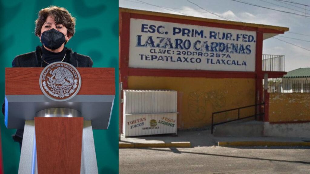 528 escuelas dañadas tras sismo reciente: SEP