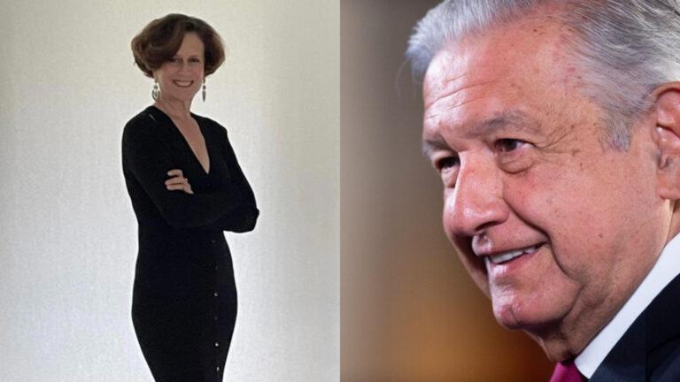 AMLO responde a Denise Dresser: 'A nadie se obliga a volar en Santa Lucía