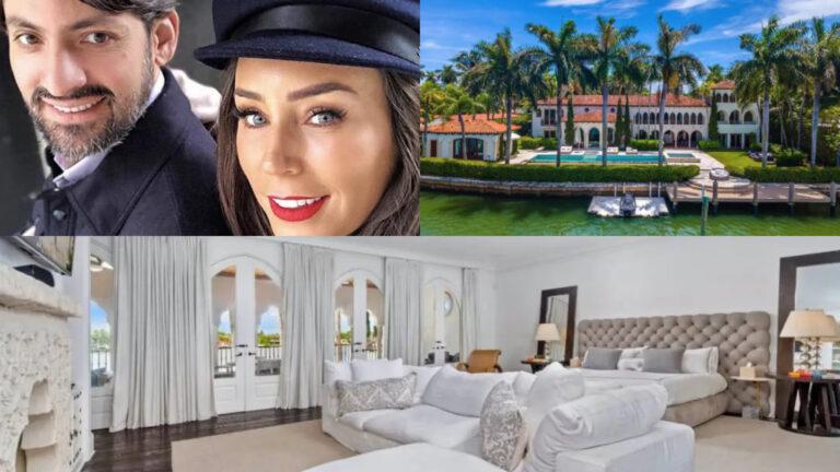 Así es la mansión que Inés Gómez Mont y su esposo le compraron a Cher