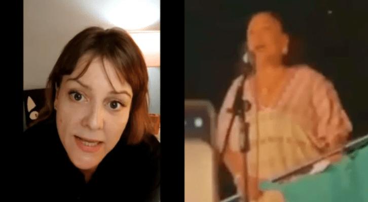 """VIDEO I """"No me podía quedar callada"""", dice Gabriela Cano que recriminó a cónsul de México en Estambul Foto: Internet"""