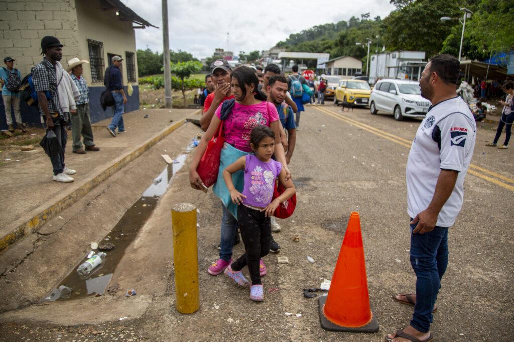 INM reprueba cualquier agresión contra migrantes o periodistas en el ejercicio de su profesión Foto: Internet