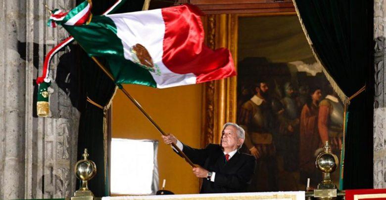 AMLO invita a seguir la transmisión de la ceremonia del Grito de Independencia Foto: 24 Morelos