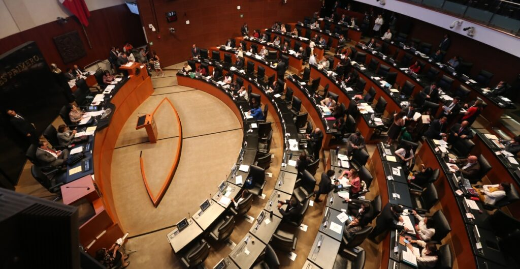 Aprueba Senado incorporar a municipios al Consejo Nacional de Seguridad Pública Foto: Internet