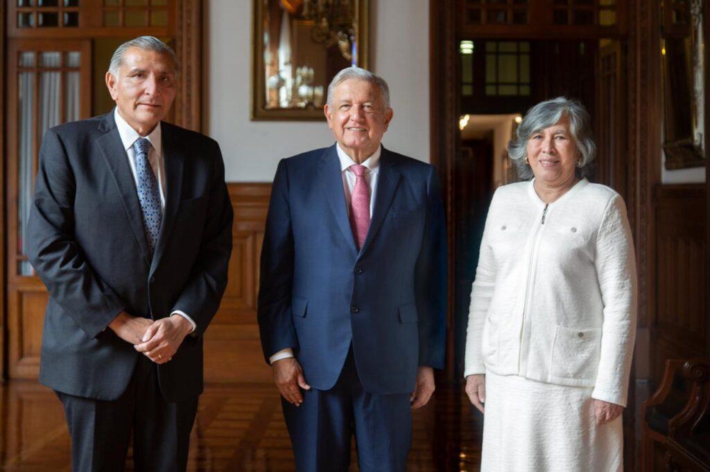 Entra en funciones nueva Consejera Jurídica Foto: Presidencia