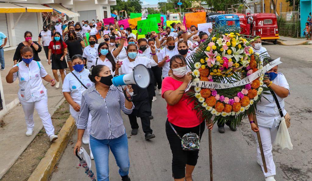 Exigen justicia para Lucely, joven profesionista asesinada en Puerto Aventuras