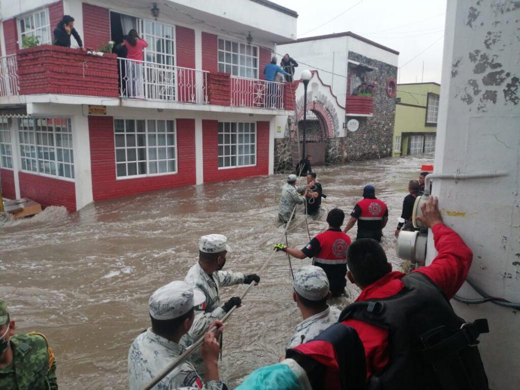 """Guardia Nacional extiende """"PLAN GN-A"""" con un total de 383 elementos en seis municipios de Hidalgo **FOTOS GN***"""
