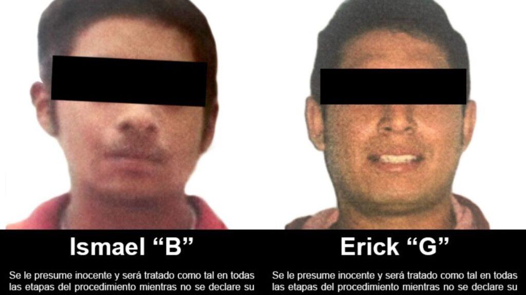 Juez federal vinculó a proceso a tres personas por el delito de secuestro agravado ***FOTOS FGR**