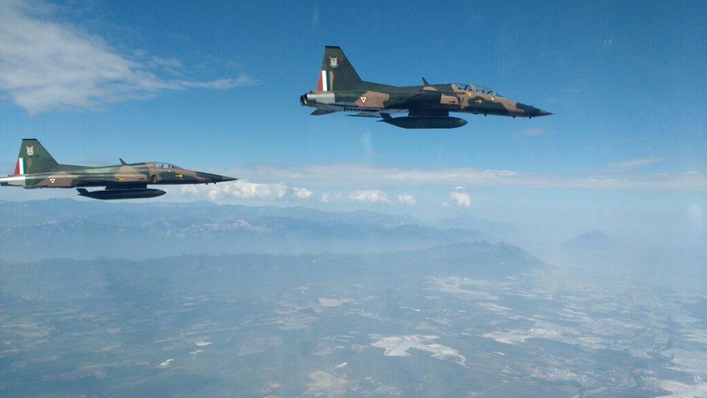 99 aeronaves de la FAM participarán en el desfile militar del próximo 16 de septiembre **FOTOS & VIDEO SEDENA / FAM**