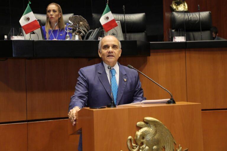 Manuel Añorve Baños pide agilizar apoyos para guerrerenses afectados por sismo Foto: Internet