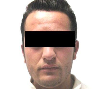 Juez federal dictó sentencia condenatoria de 38 años de prisión en contra de Juan 'N' **FOTO FGR***