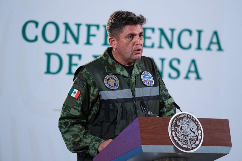 Garantizarán conectividad de aeropuertos: Gustavo Ricardo Vallejo Fotio: Presidencia
