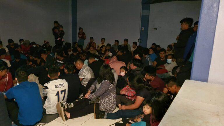 FGR obtuvo vinculación a proceso de tres personas por tráfico de 288 migrantes ***FOTOS & VIDEO ESPECIALES**