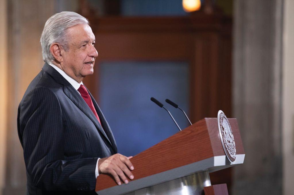 Con gritos e insultos debaten diputados política interior del país de López Obrador Foto: Presidencia