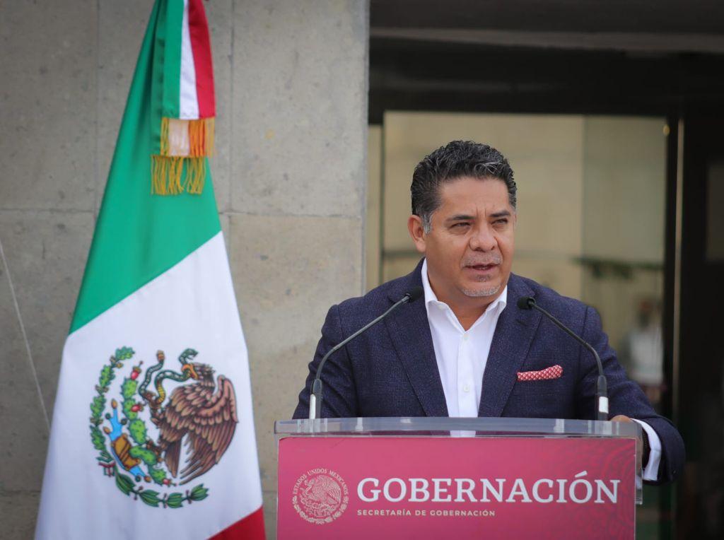 El pueblo de México demanda desterrar la corrupción: Rabindranath Salazar Solorio *FOTOS & VIDEO SEGOB**