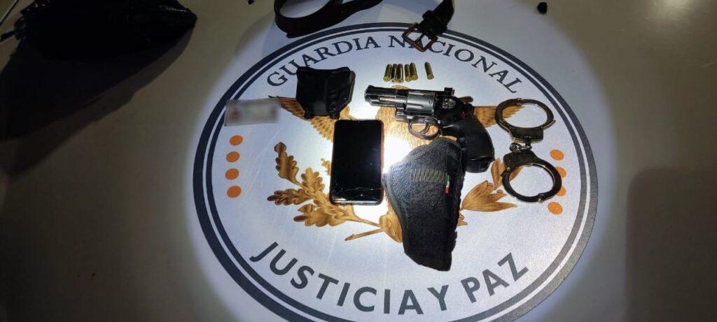 Guardia Nacional liberó a víctima de secuestro exprés en Tepotzotlán, Estado de México *FOTO GN**