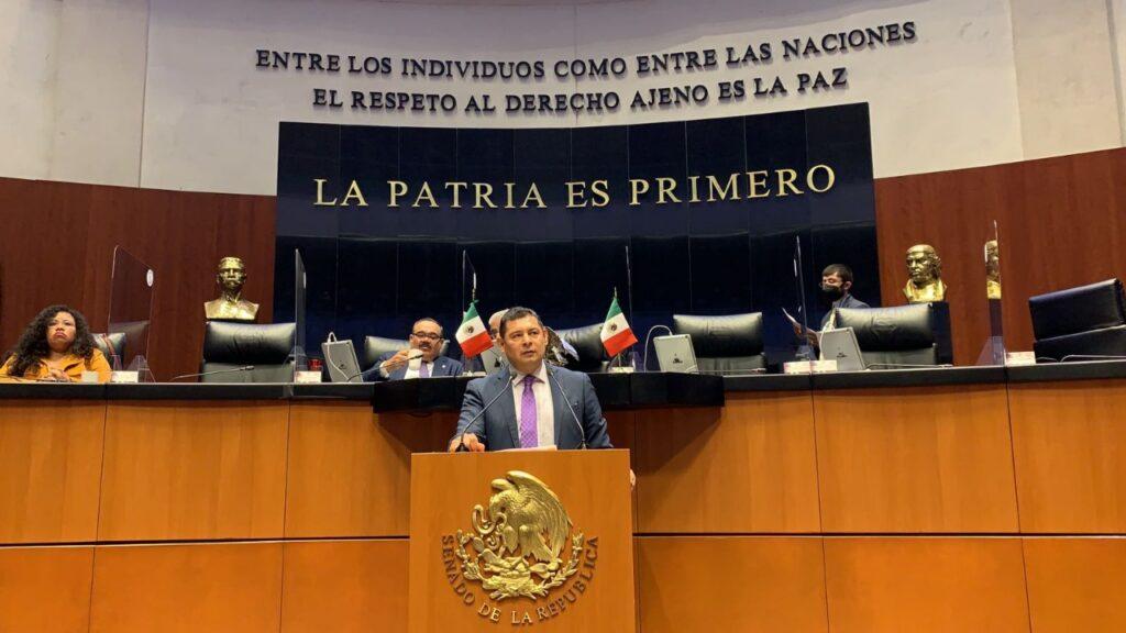Estabilidad económica y política a mitad del camino: Alejandro Armenta Mier Foto: Internet