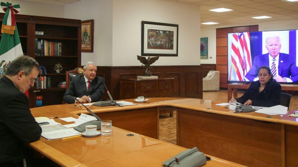 AMLO participó en el Foro de las Principales Economías (MEF) sobre Energía y Clima Foto: Presidencia