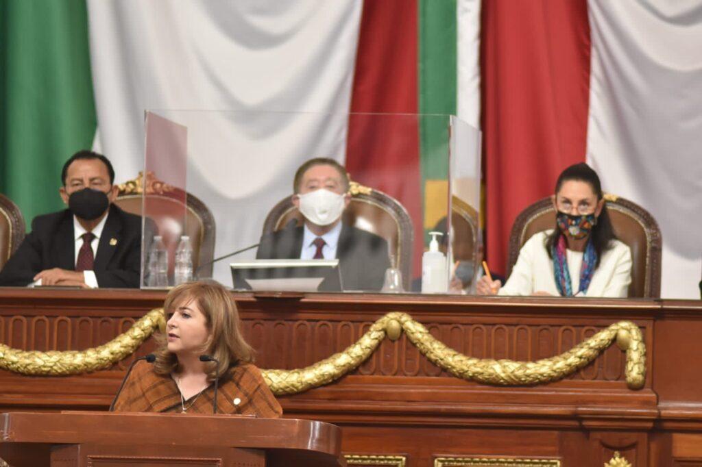 Un gobierno no promisorio para los capitalinos: Gabriela Salido