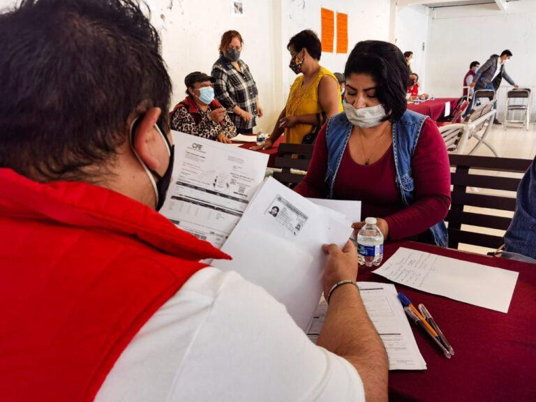 """A una semana de la tragedia, instalan mesas de atención para afectados del derrumbe en el """"Cerro del Chiquihuite"""" *FOTOS ESPECIALES***"""
