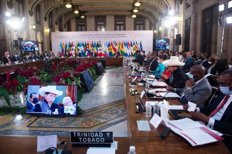 Reprochan poca participación de mujeres en CELAC Foto: presidencia