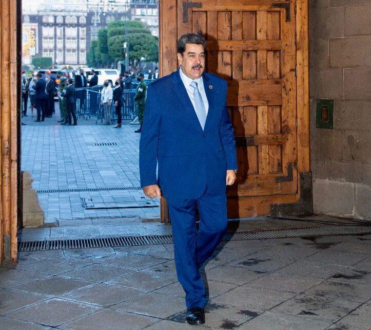 Paraguay no reconoce el gobierno del presidente de Venezuela, Nicolás Maduro Foto: Presidencia