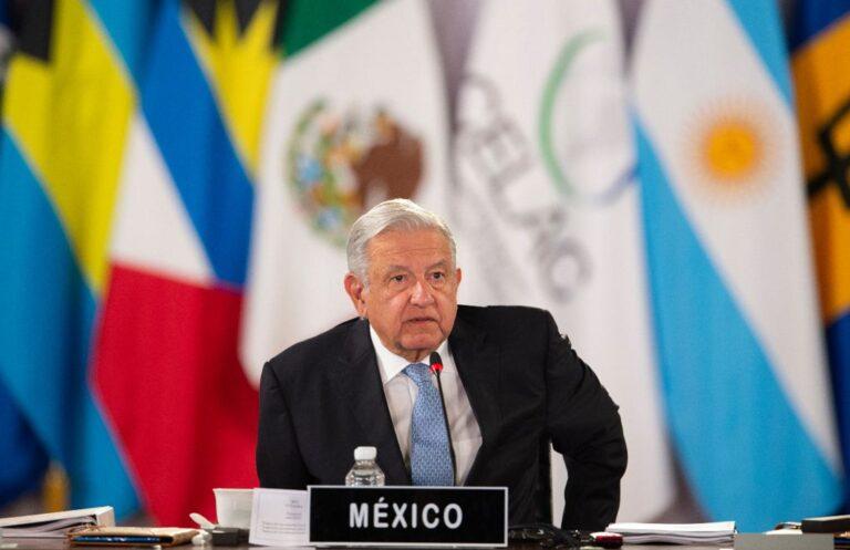AMLO llamó a terminar con las políticas de bloqueos y malos tratos Foto: Presidencia