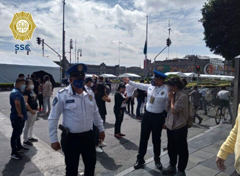 Más de 42 mil edificios evacuados y más de 3 millones de ciudadanos participantes en el Simulacro Nacional 2021