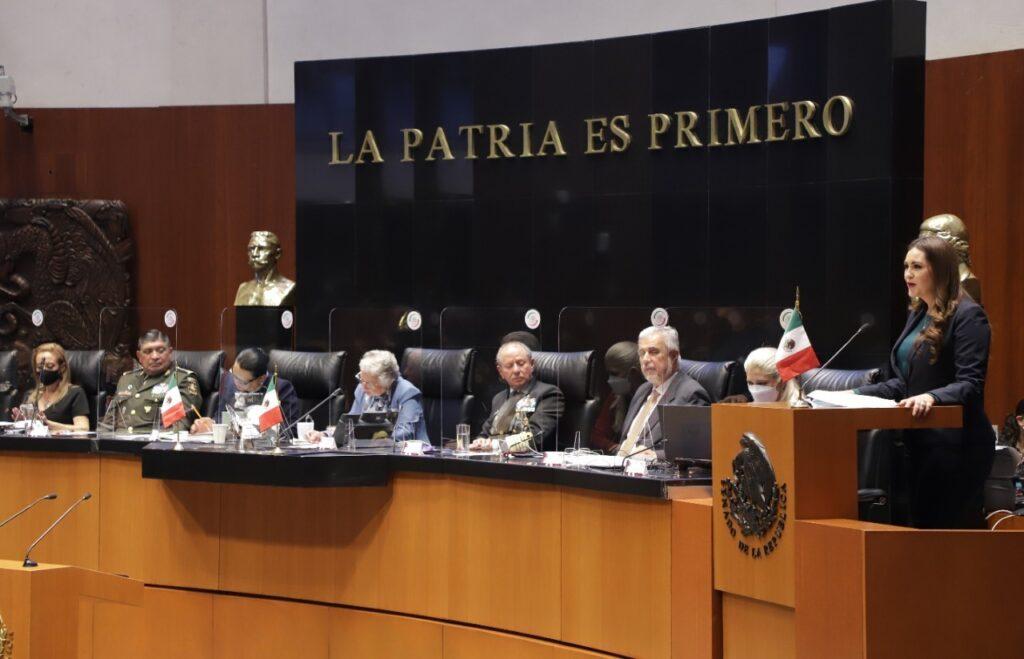 Zacatecas ha sido violada por el crimen organizado; es un infierno: Geovanna Bañuelos