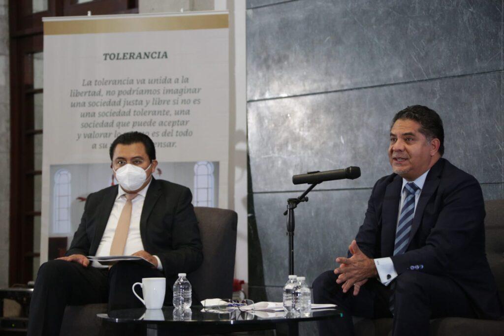 SEGOB llama a las asociaciones religiosas de México a un diálogo constructivo **FOTOS & VIDEO SEGOB**