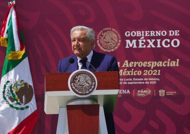Se respetará la inversión privada: AMLO Foto: Presidencia