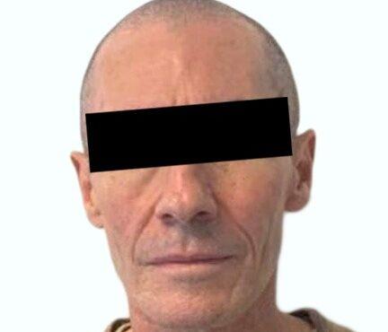 FGR entregó en extradición a autoridades de la República de Chile, a Raúl Julio Escobar Poblete ***FOTO FGR**