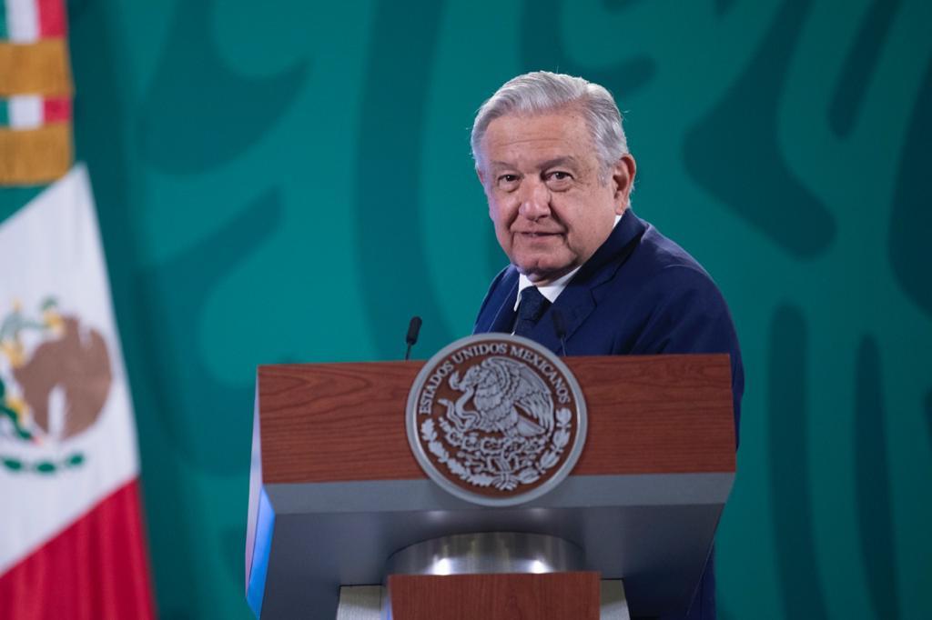 No le he dado una sola orden a Gertz Manero: AMLO Foto: Presidencia