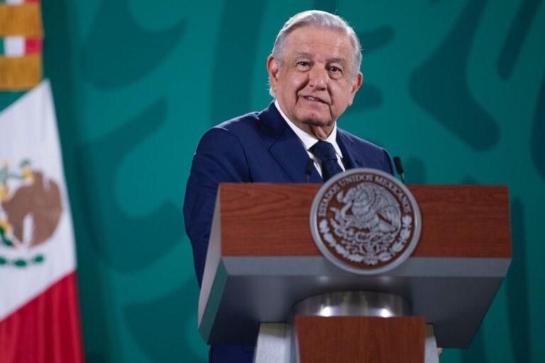 AMLO urge a Estados Unidos en materia migratoria Foto: Presidencia