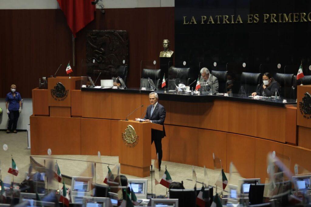 Senado optimiza Alerta de Violencia de Género para erradicar violencia feminicida Foto: Internet