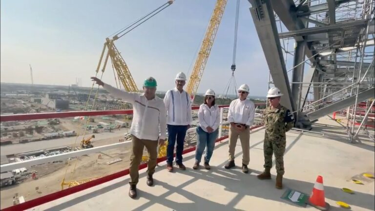 Dos bocas se inaugura en 2022: AMLO