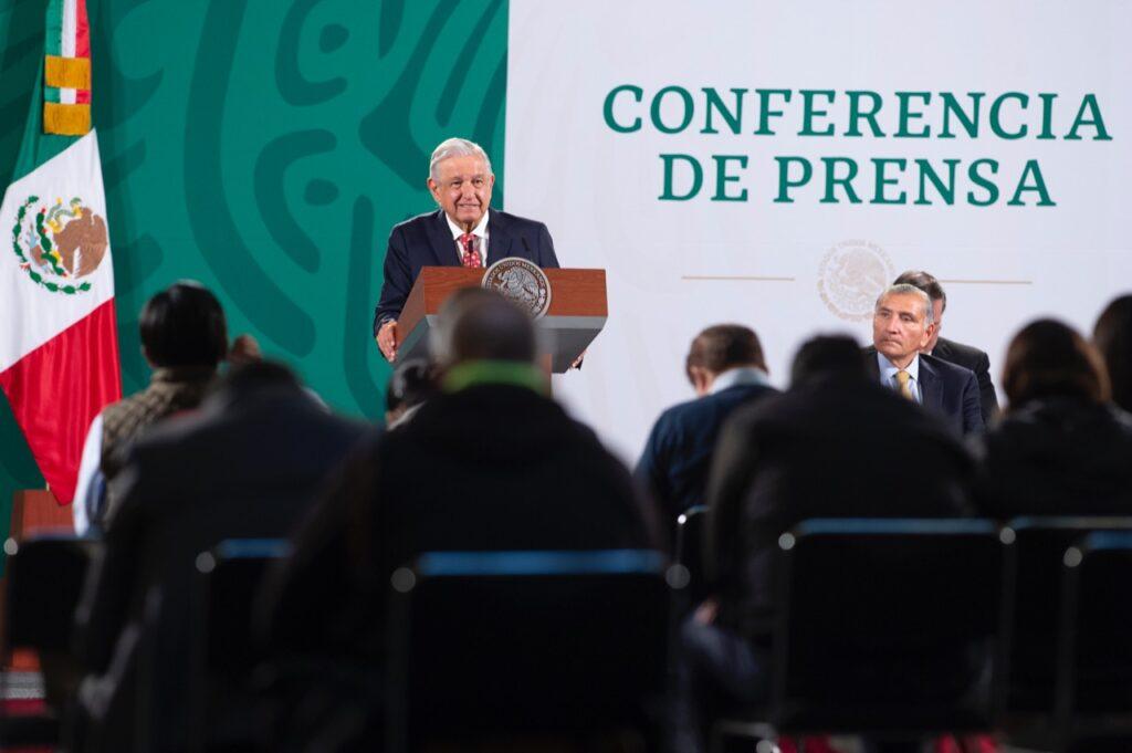 AMLO analiza si asistirá a la ONU Foto: Presidencia