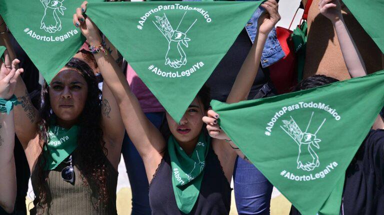 Conoce las marchas convocadas por el Día del Aborto en CDMX, Edomex y otros estados Foto: Internet